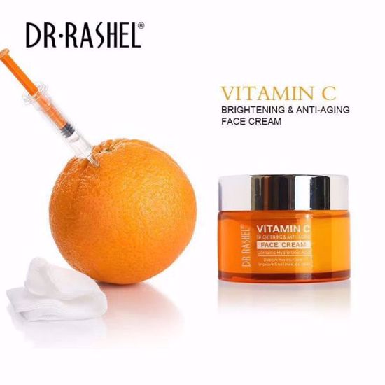 Picture of VItamin C face cream