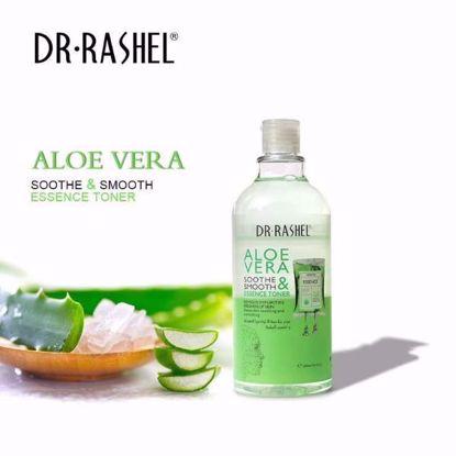 صورة Aloe vera smoothe & smooth essence toner