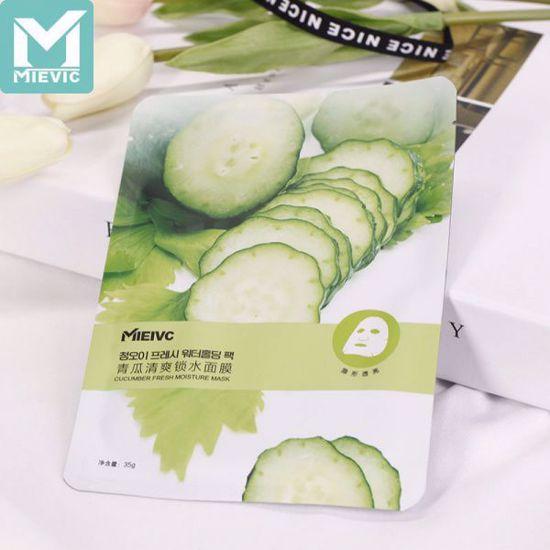 صورة Cucumber Fresh Moisture Mask (10pcs)
