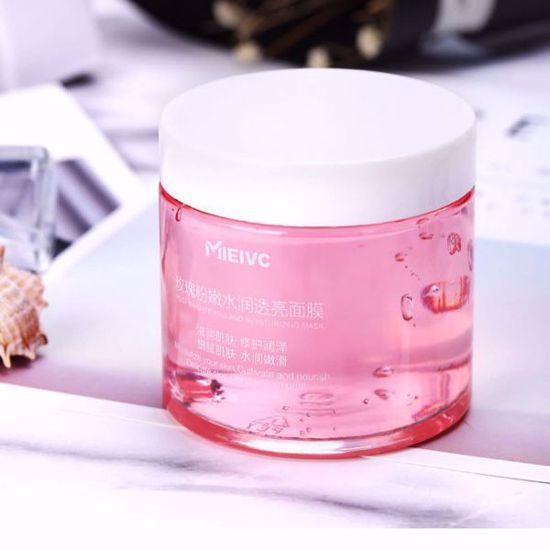 صورة Rosy Brightening And Moisturizing Mask