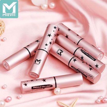 Picture of Peach Diamond Matte Lipstick