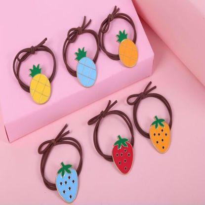 صورة Mini Fruit Rubber Band(Random selection)