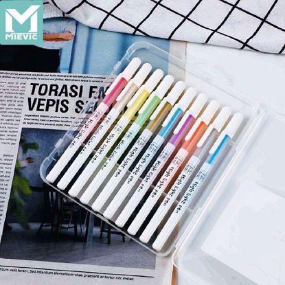 صورة 10 Colours Highlight Pen
