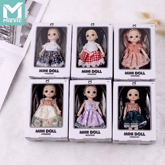 صورة Fashion Mini Doll(Random Selection)(17cm)