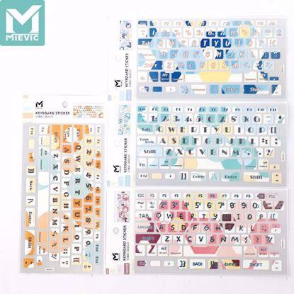 صورة Stickers(Keyboard Stickers)