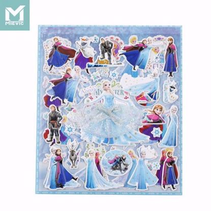 Picture of Double layer creative stickers (Random Selection)