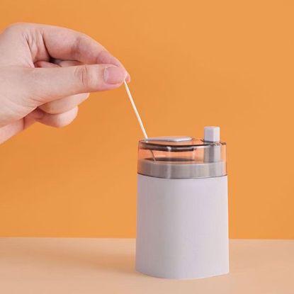 صورة Press toothpick bucket
