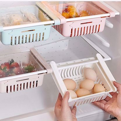 صورة Refrigerator Storage Basket